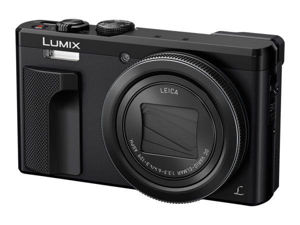 Panasonic Digitalkameras DMC-TZ81EG-K 3