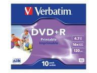 Verbatim Optische Speichermedien 43508#PK10 1