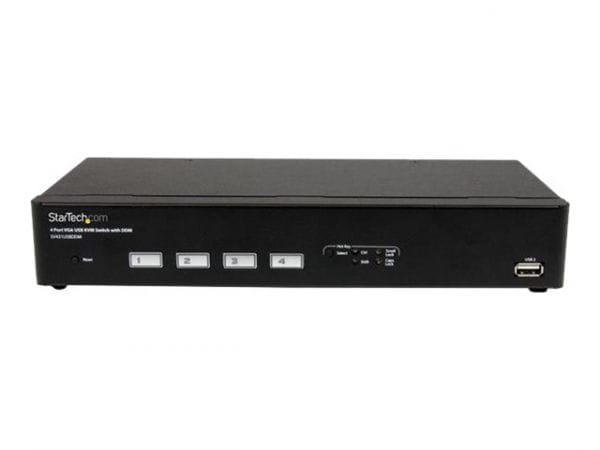 StarTech.com Netzwerk Converter und KVM SV431USBDDM 2