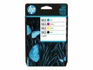 HP  Tintenpatronen 6ZC70AE#301 2