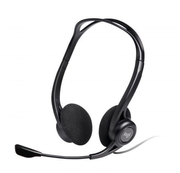 Logitech Headsets, Kopfhörer, Lautsprecher. Mikros 981-000100 1