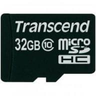 Transcend Speicherkarten/USB-Sticks TS32GUSDC10 1