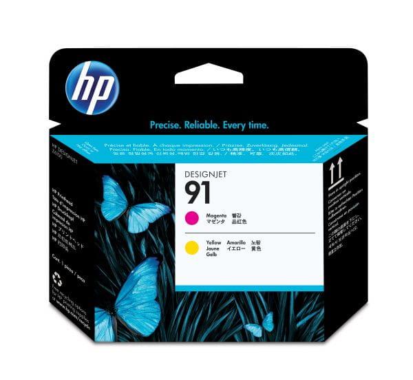 HP  Tintenpatronen C9461A 2