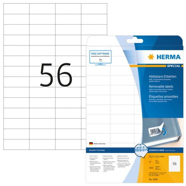 HERMA Papier, Folien, Etiketten 5080 2