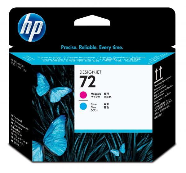 HP  Tintenpatronen C9383A 1
