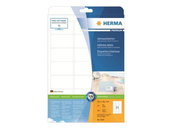 HERMA Papier, Folien, Etiketten 5029 1