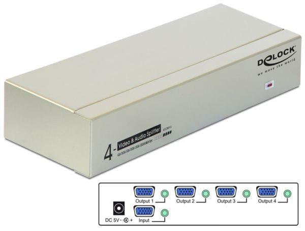 Delock Kabel / Adapter 87655 1