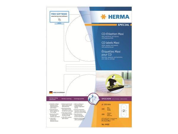 HERMA Papier, Folien, Etiketten 4460 1