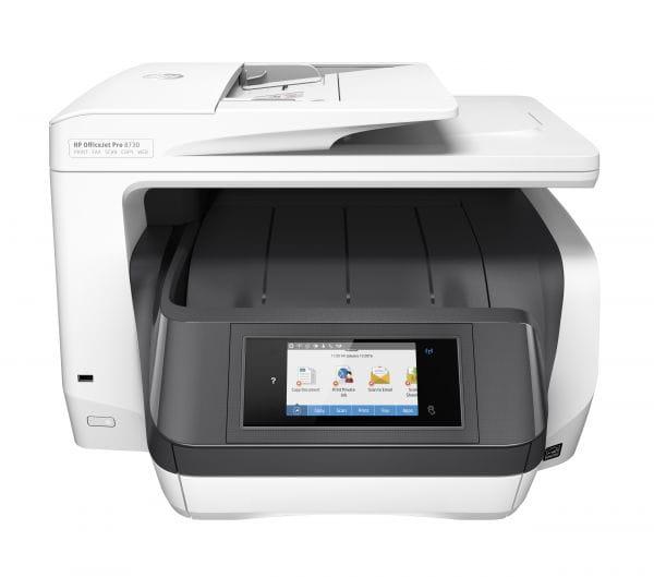 HP  Multifunktionsdrucker D9L20A#A80 1