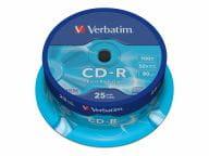 Verbatim Optische Speichermedien 43432 1