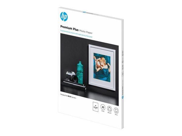 HP  Papier, Folien, Etiketten CR672A 1