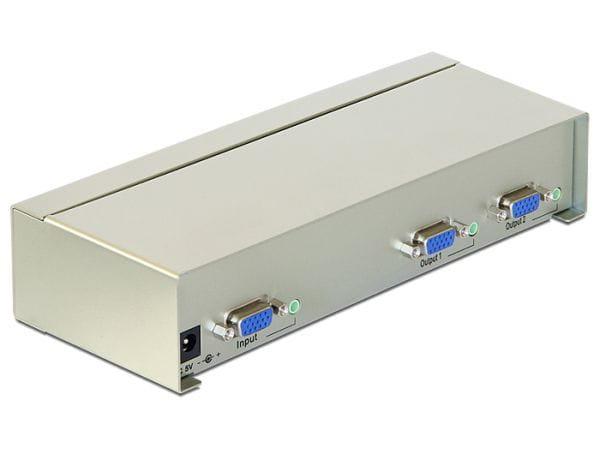 Delock Netzwerk Converter und KVM 87654 3