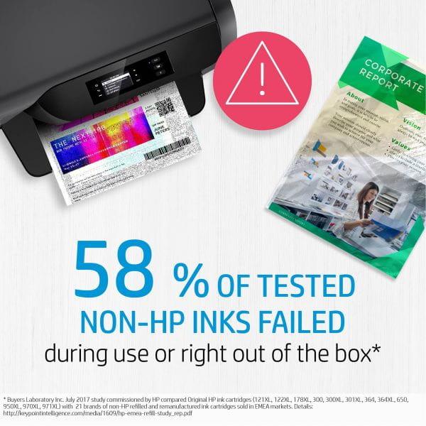 HP  Tintenpatronen C2P22AE 4