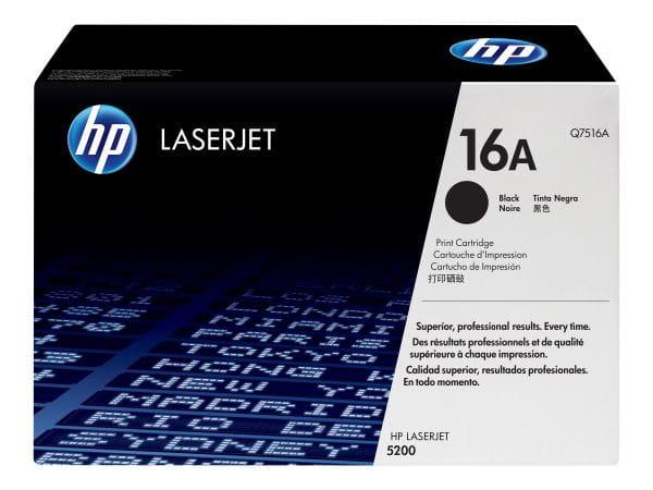 HP  Toner Q7516A 1