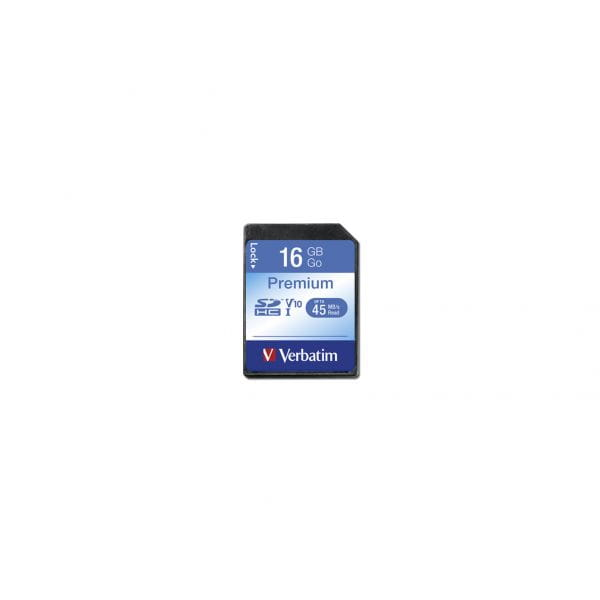 Verbatim Speicherkarten/USB-Sticks 43962 1
