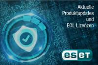 ESET Produktupdates und EOL Lizenzen