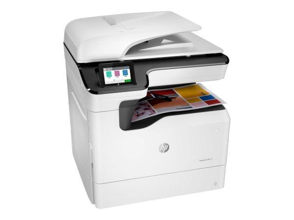 HP  Multifunktionsdrucker 4PZ43A#B19 5