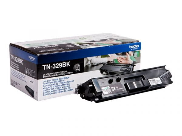 Brother Toner TN329BK 3