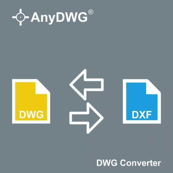 DWG DXF Converter (Standard Version) [1 User] ESD