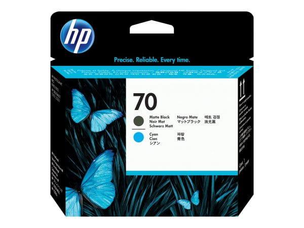 HP  Tintenpatronen C9404A 1