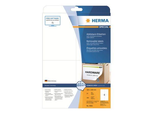 HERMA Papier, Folien, Etiketten 5082 1