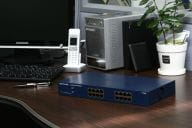 Netgear Netzwerk Switches / AccessPoints / Router / Repeater JGS516-200EUS 2