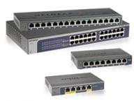 Netgear Netzwerk Switches / AccessPoints / Router / Repeater GS105PE-10000S 4