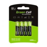 Green Cell Batterien / Akkus GR02 1