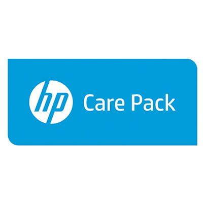 HPE Speichergeräte Service & Support U2PU2PE 1