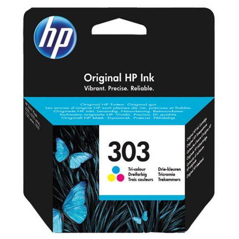 HP  Tintenpatronen T6N01AE#301 2