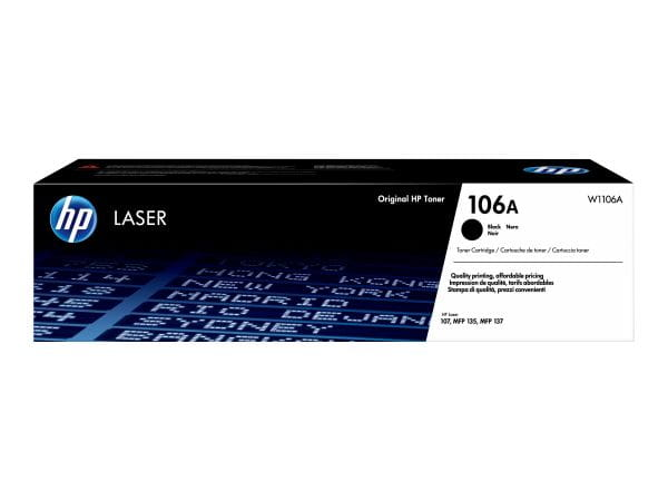 HP  Toner W1106A 4