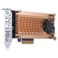 QNAP Storage Systeme Zubehör  QM2-2P-344 1