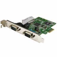 StarTech.com Netzwerkadapter / Schnittstellen PEX2S1050 1