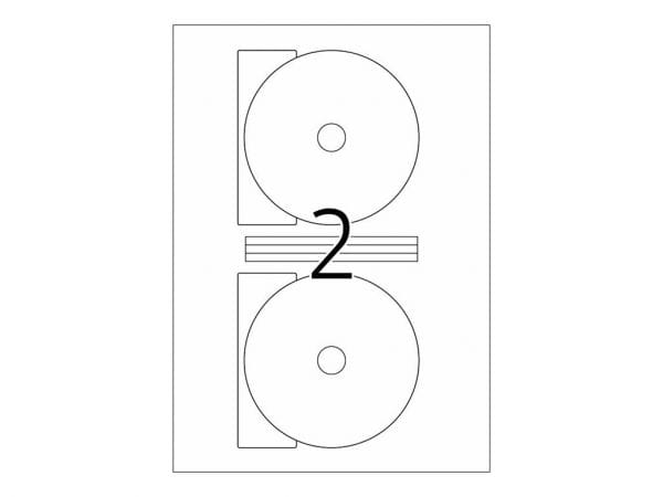 HERMA Papier, Folien, Etiketten 4914 3