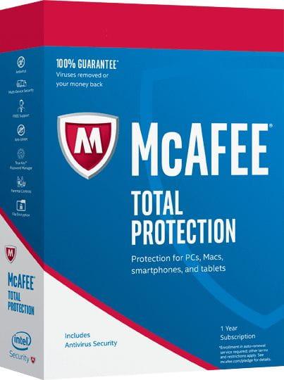 McAfee Anwendungssoftware MTP00GNR1RAA 1