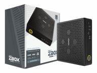 ZOTAC Barebones ZBOX-QCM7T3000-BE 1