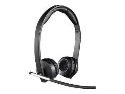 Logitech Headsets, Kopfhörer, Lautsprecher. Mikros 981-000517 2