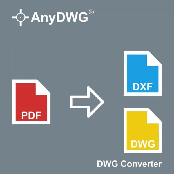 PDF to DWG Converter [1 User] ESD