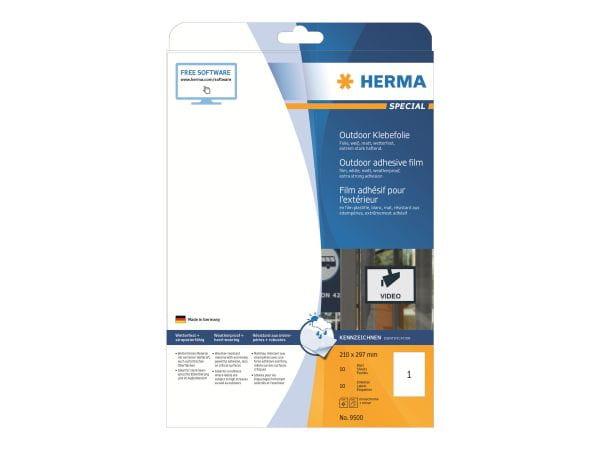 HERMA Papier, Folien, Etiketten 9500 1