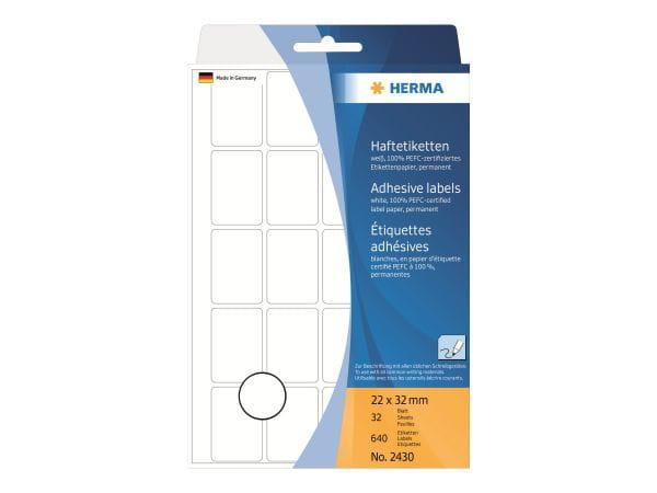 HERMA Papier, Folien, Etiketten 2430 1