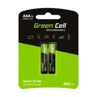 Green Cell Batterien / Akkus GR08 1
