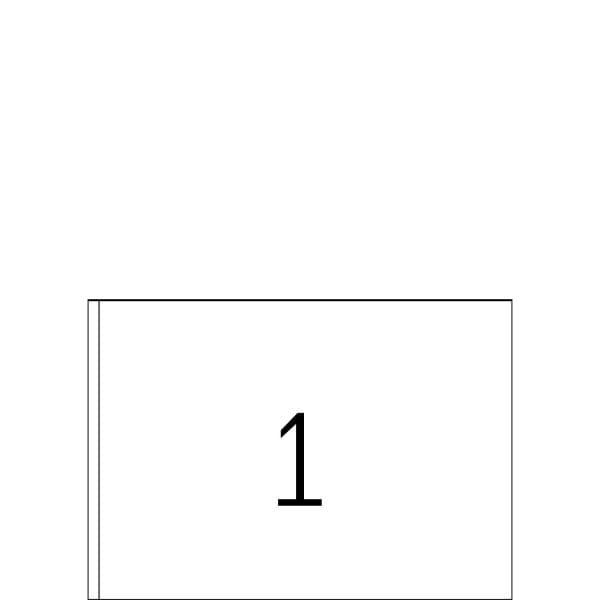 HERMA Papier, Folien, Etiketten 8690 3