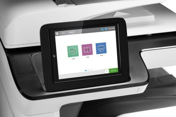 HP  Multifunktionsdrucker 4PZ45A#B19 2