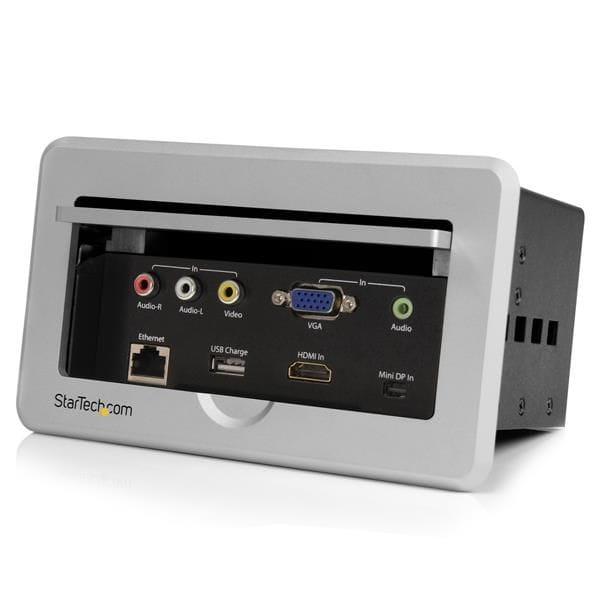 StarTech.com Netzwerk Zubehör  BOX4HDECP 2