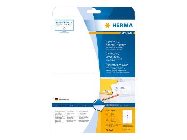 HERMA Papier, Folien, Etiketten 4229 1
