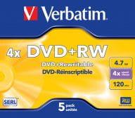Verbatim Optische Speichermedien 43229 1