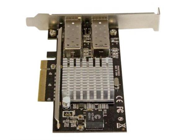 StarTech.com Netzwerkadapter / Schnittstellen PEX20000SFPI 2