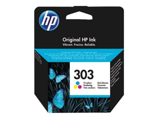 HP  Tintenpatronen T6N01AE#301 1