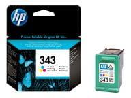 HP  Tintenpatronen C8766EE 1