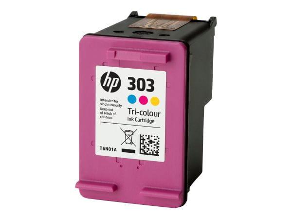 HP  Tintenpatronen T6N01AE#301 3